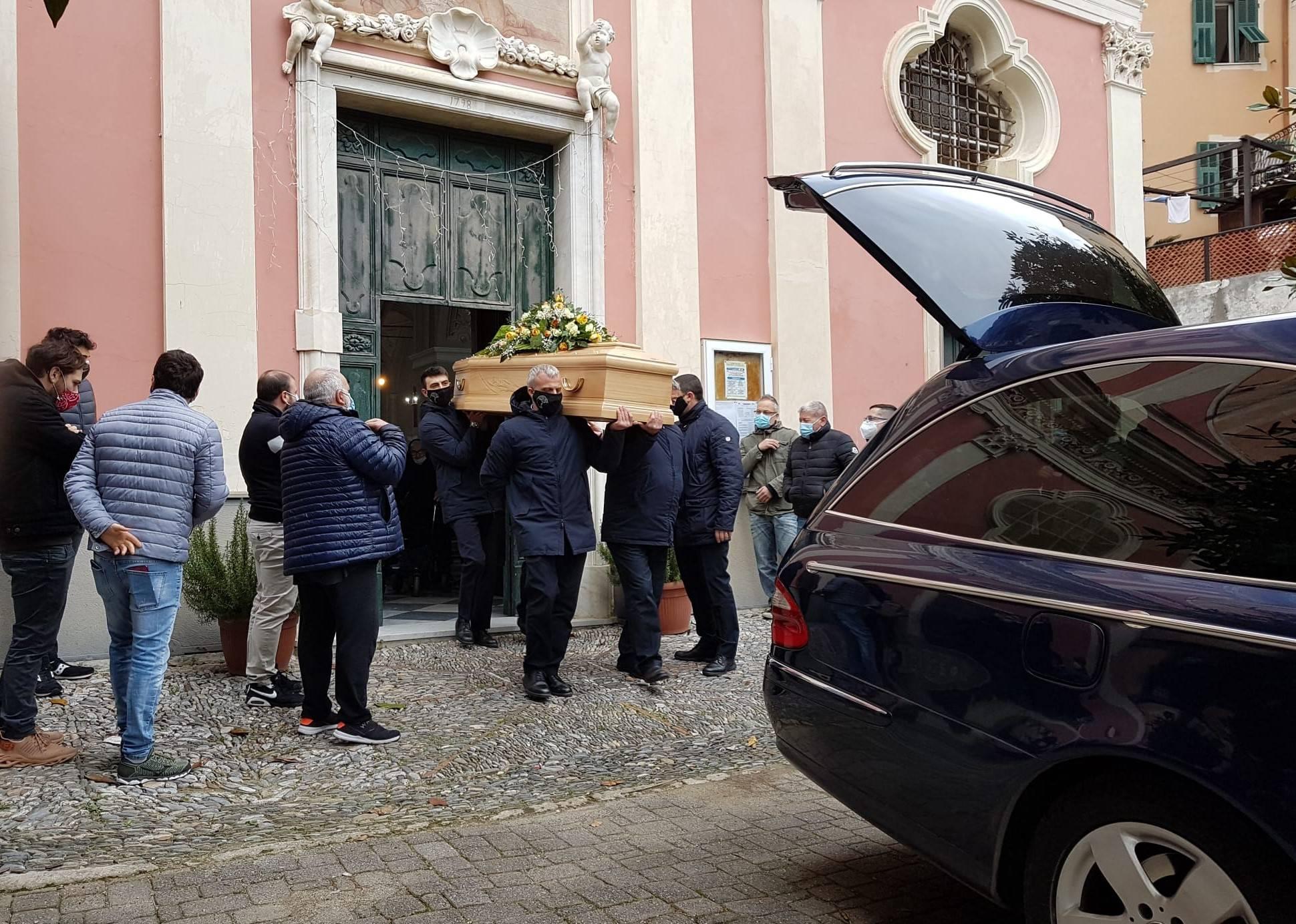 funerale maurizio superchi
