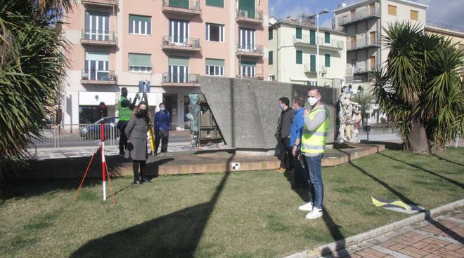 monumento caduti albissola