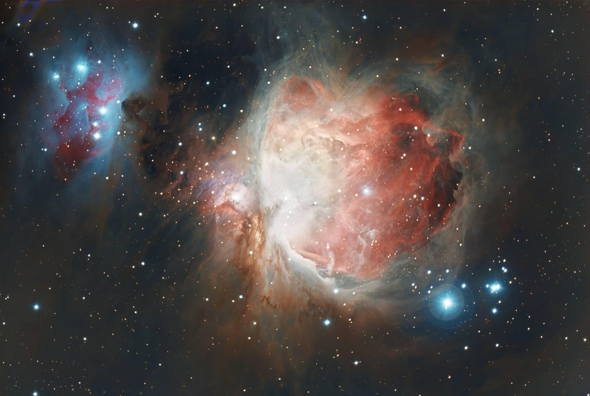 nebulosa d'orione