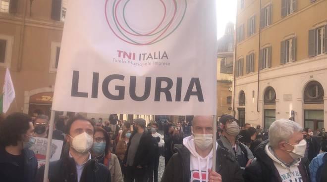 protesta ristoratori montecitorio