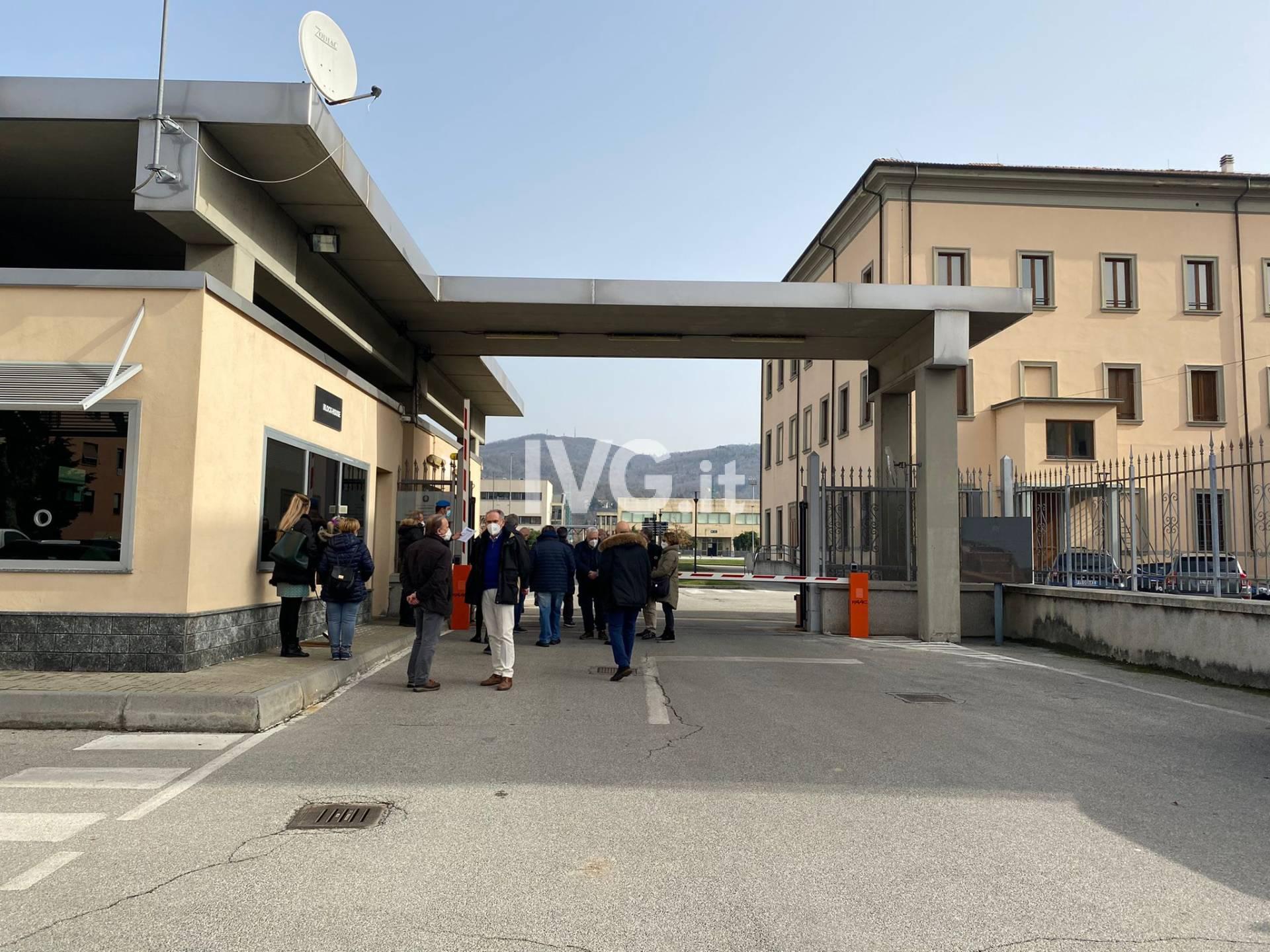 vaccini cairo scuola polizia penitenziaria