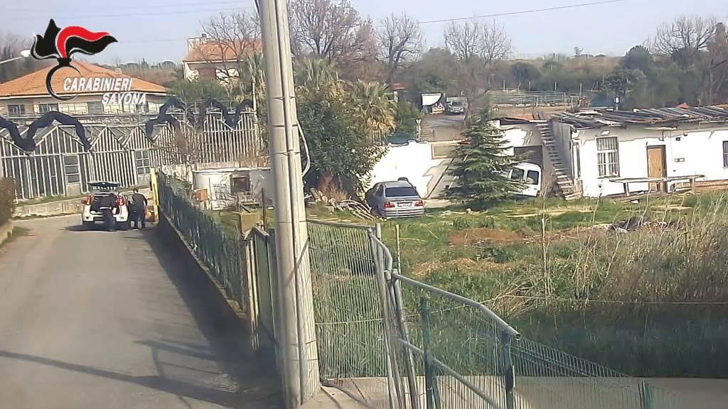 Arresto Spaccio CC Savona Albenga