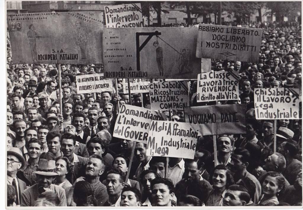 Sciopero 1 marzo 1944
