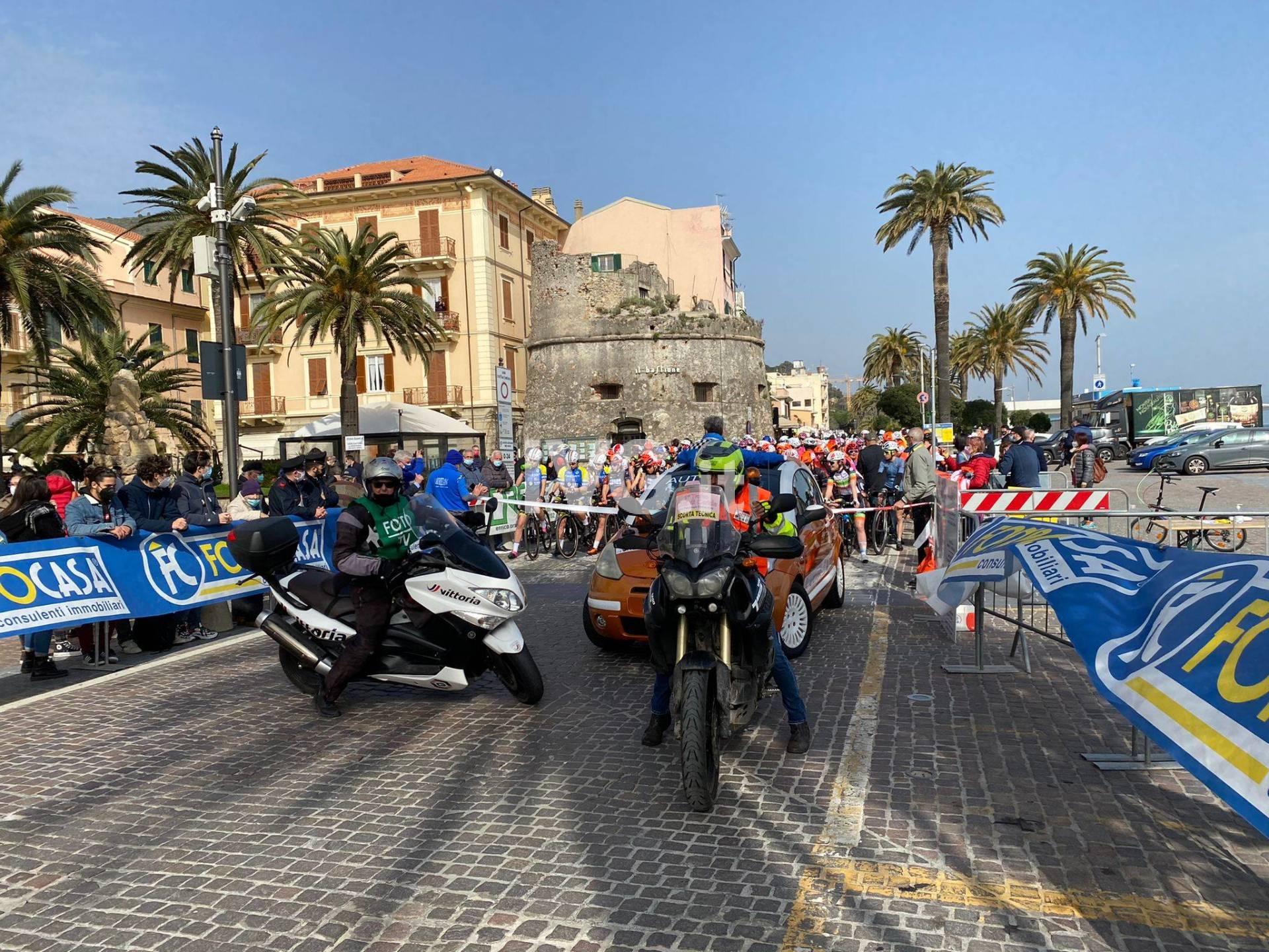 Trofeo Città Ceriale Femminile Ciclilsmo