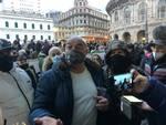 La protesta dei ristoratori blocca la città