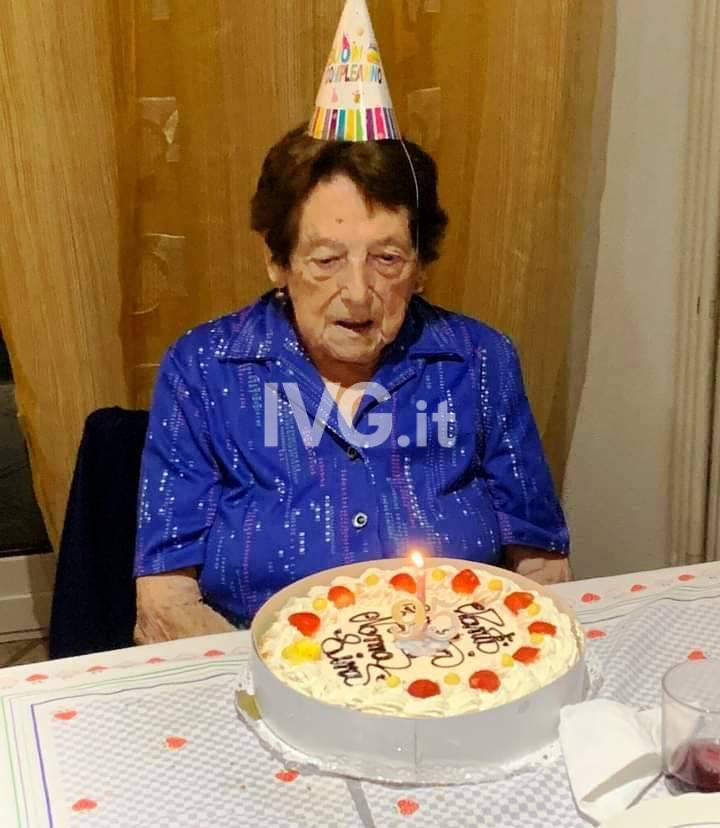 nonna Lina covid