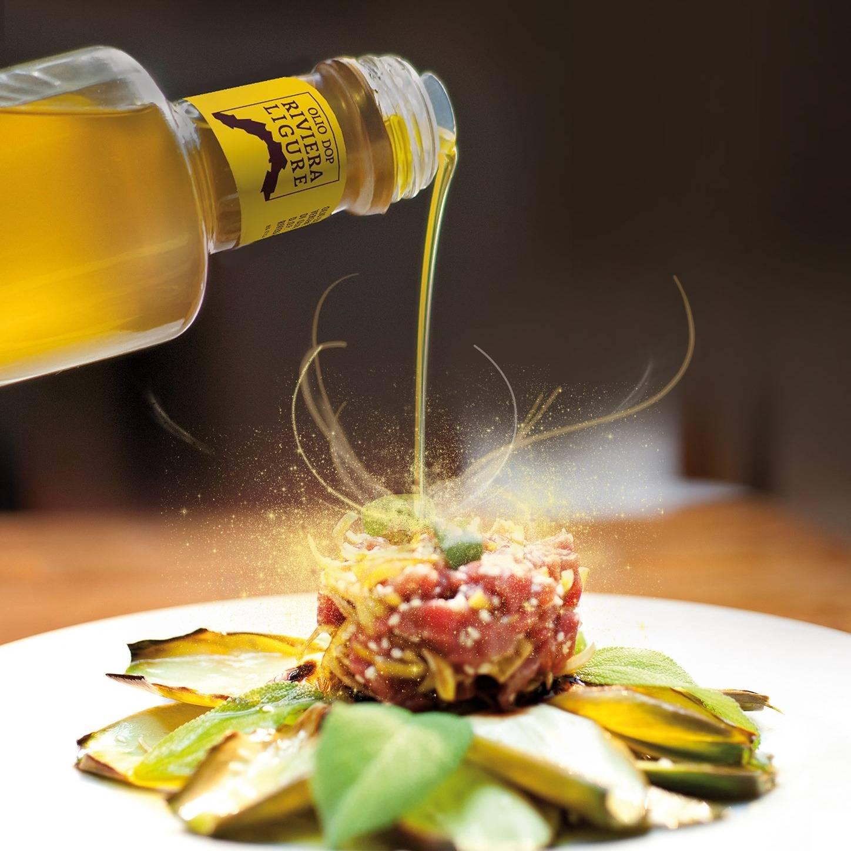 Olio oliva Dop