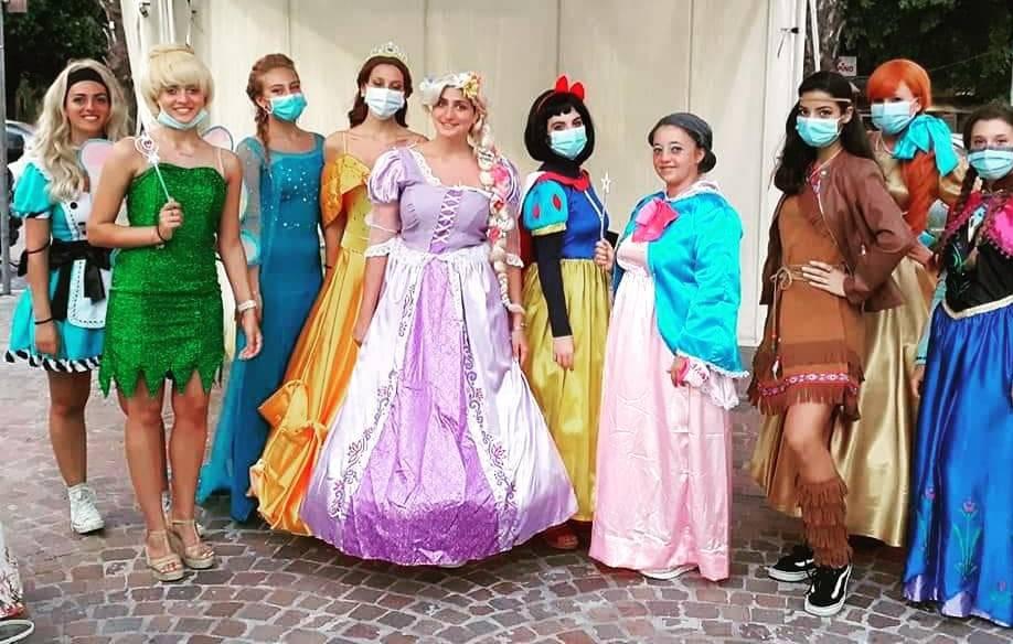 Principesse in Cosia