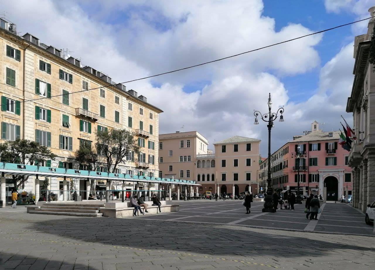 Savona Piazza Sisto generica