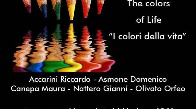 "Savona ""The Colors of Life"" mostra Galleria GulliArte"