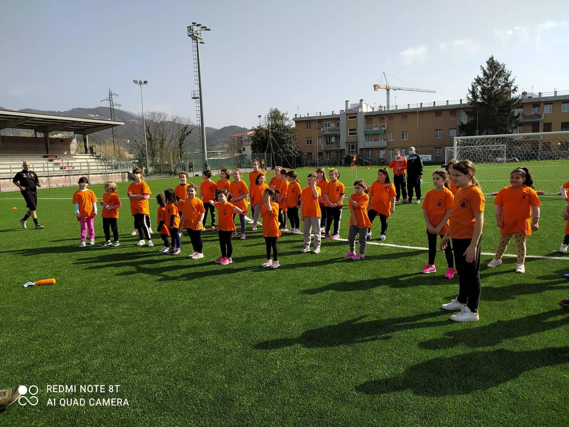 Scuola Calcio Femminile Calafata