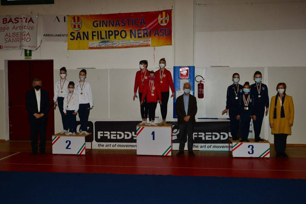 campionato italiano Silver