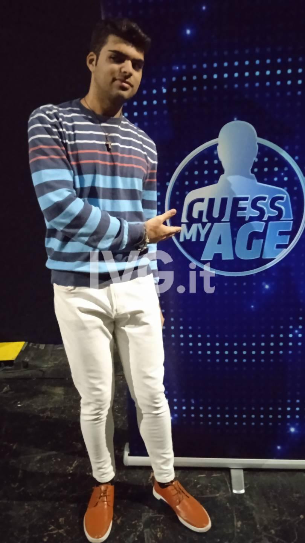 giovane regista savonese partecipa come concorrente al game show Guess my age - indovina l\'età su tv8