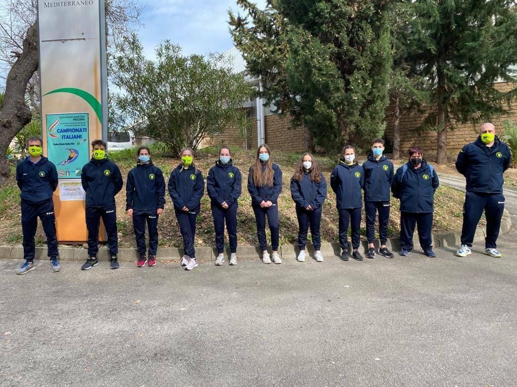 D HP Savona in Line - Pattinaggio Savona
