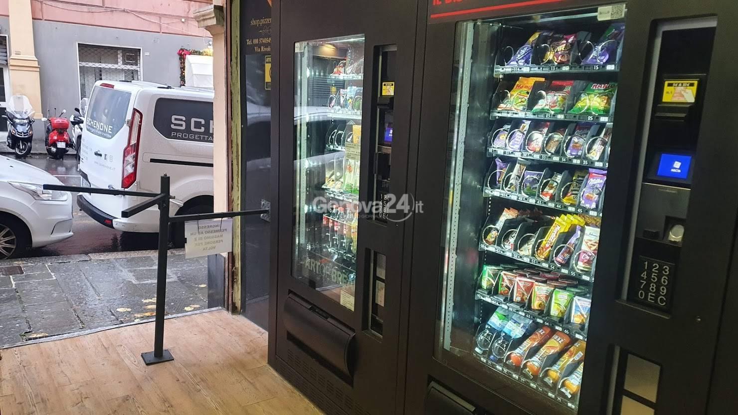 distributore automatico h24