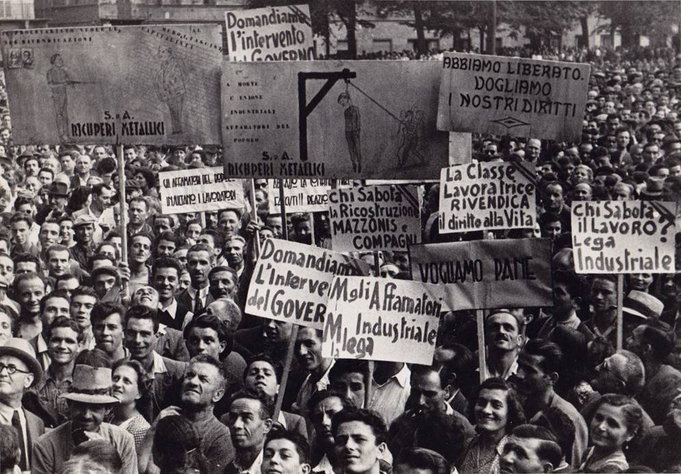 Finale Ligure scioperi antinazifascisti 1944