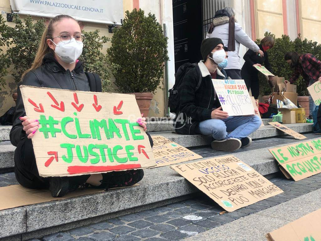 Fridays for Future in piazza per la giornata mondiale di azione per il clima