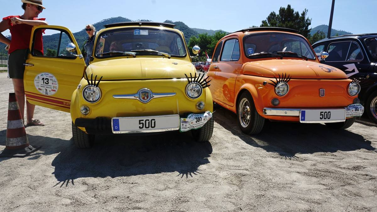 Garlenda Meeting Fiat 500