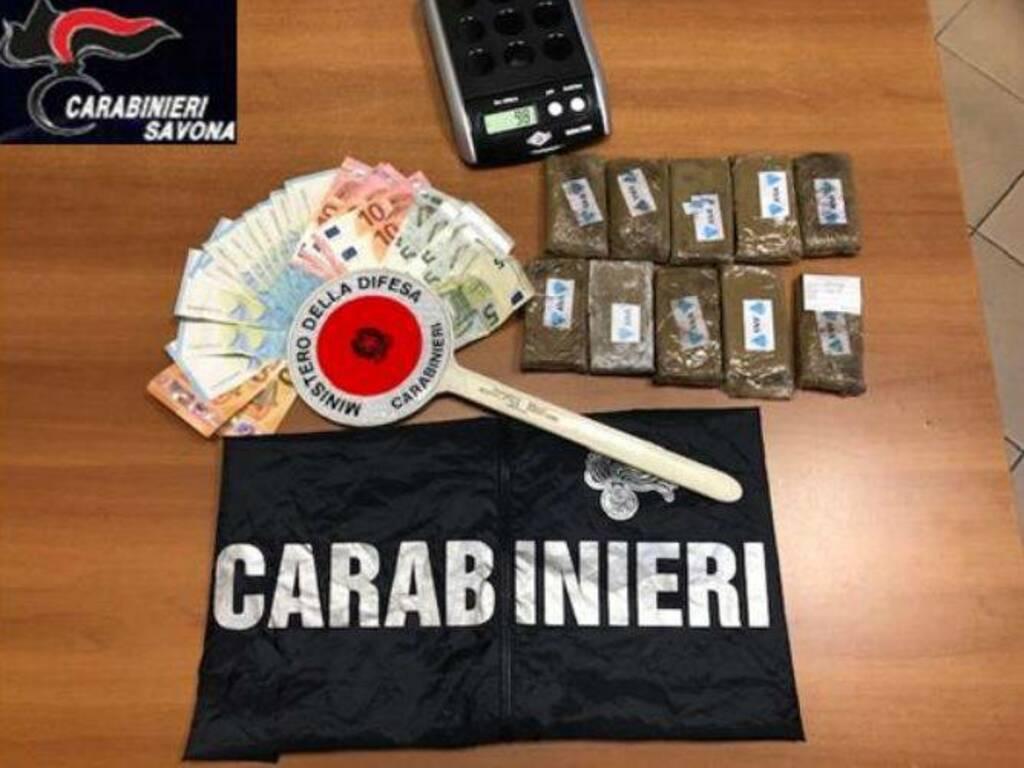 Arresto Spaccio Savona