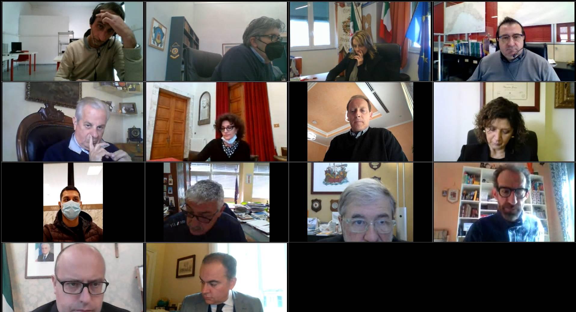 Ufficio Presidenza Anci Liguria