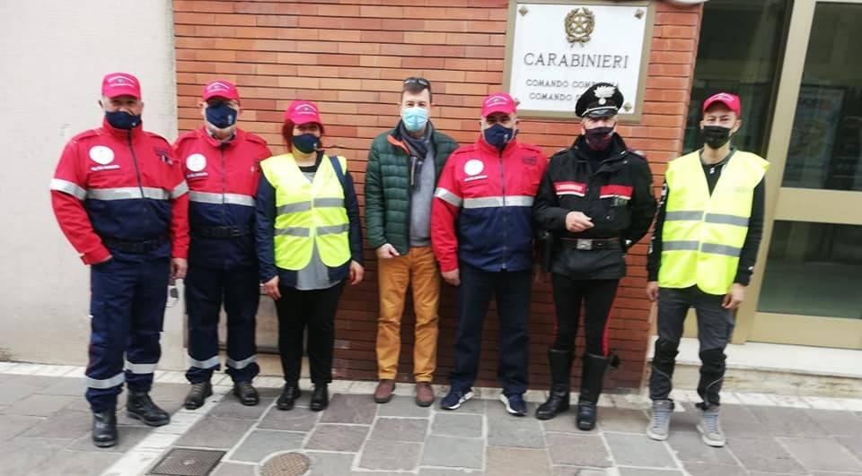 Anc Albenga Protezione Civile