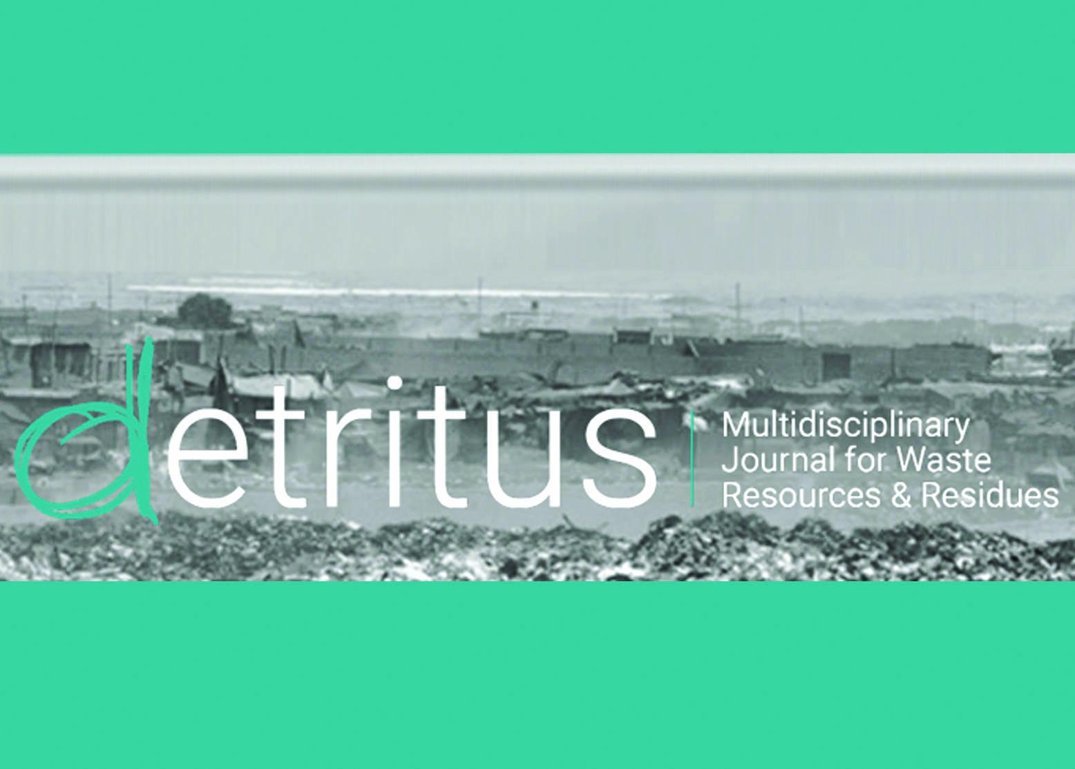detritus journal