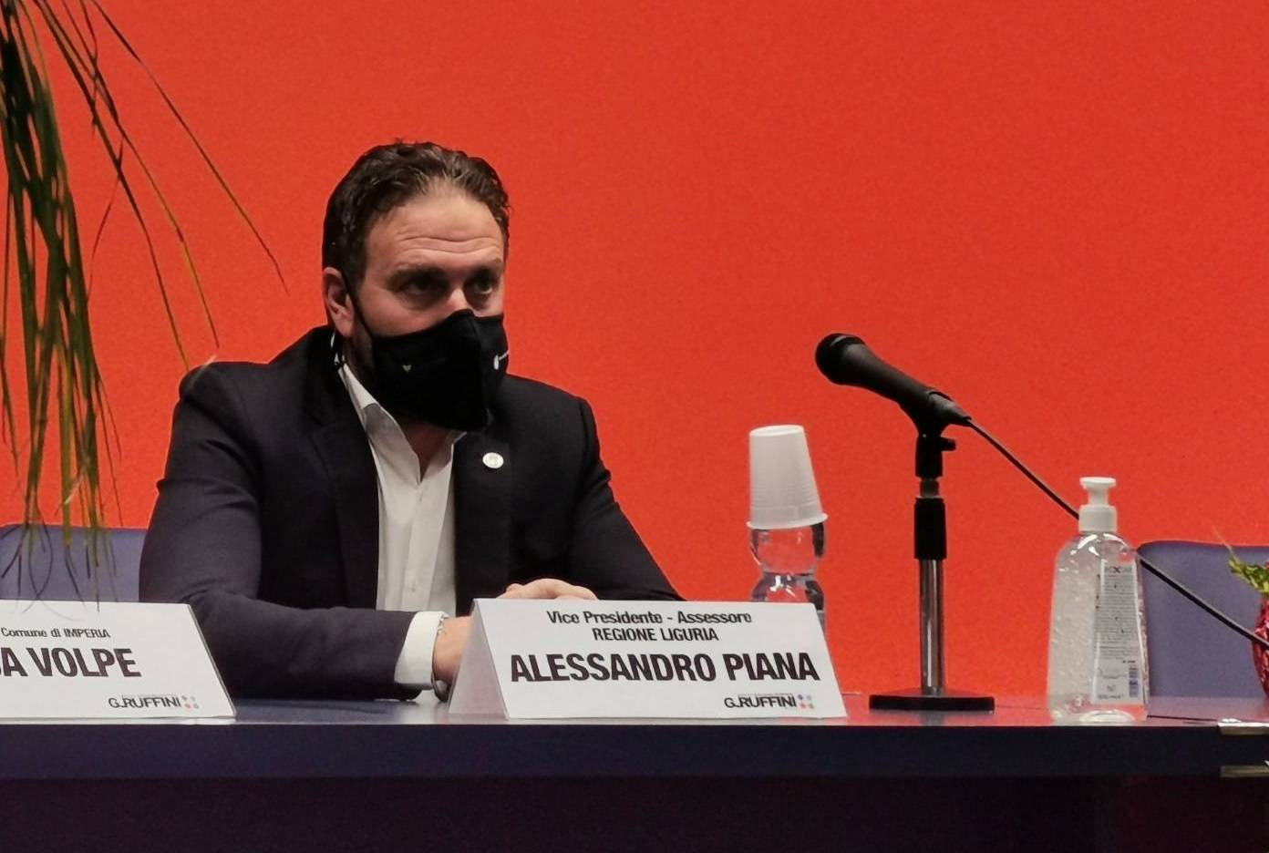 Alessandro Piana Accademia Ligure Agroalimentare
