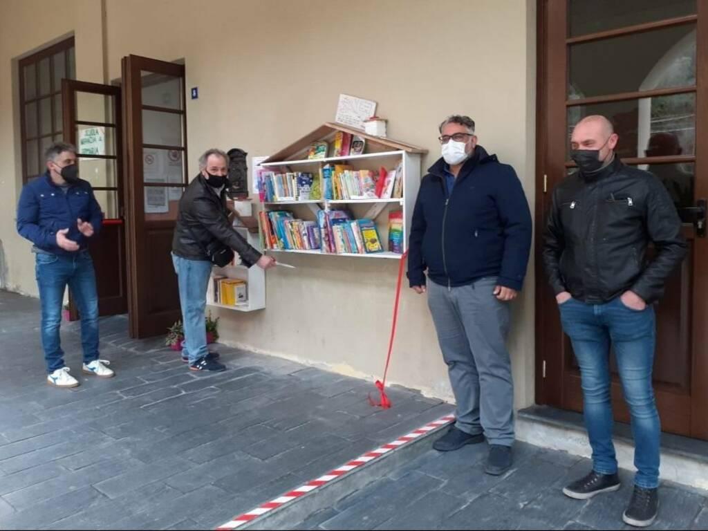 Zuccarello Book Crossing