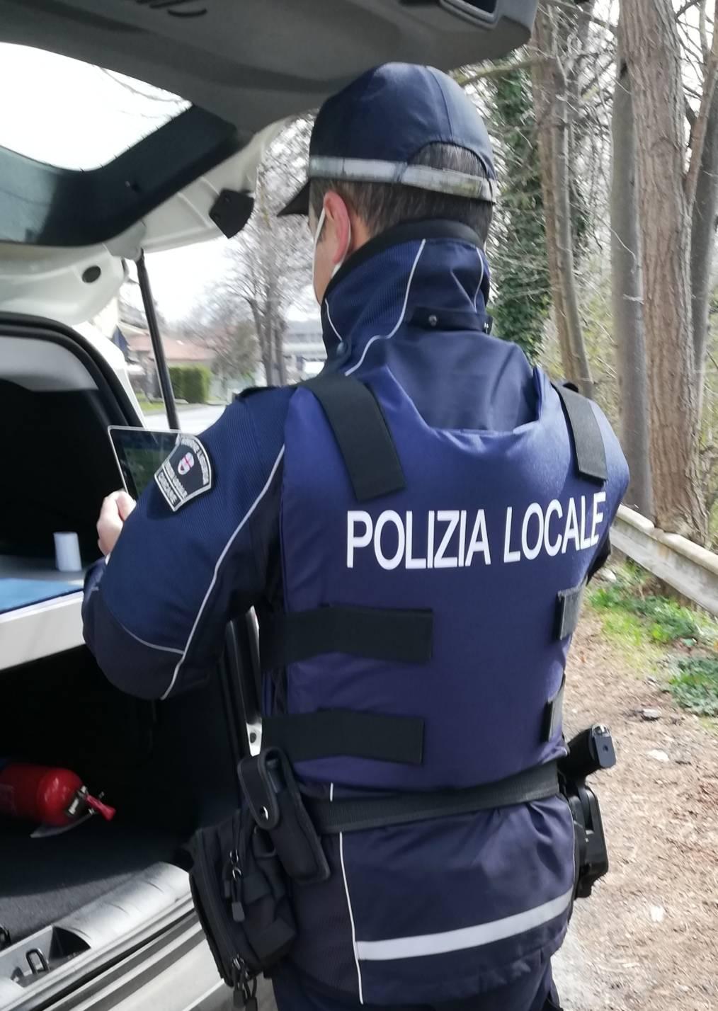 polizia locale carcare