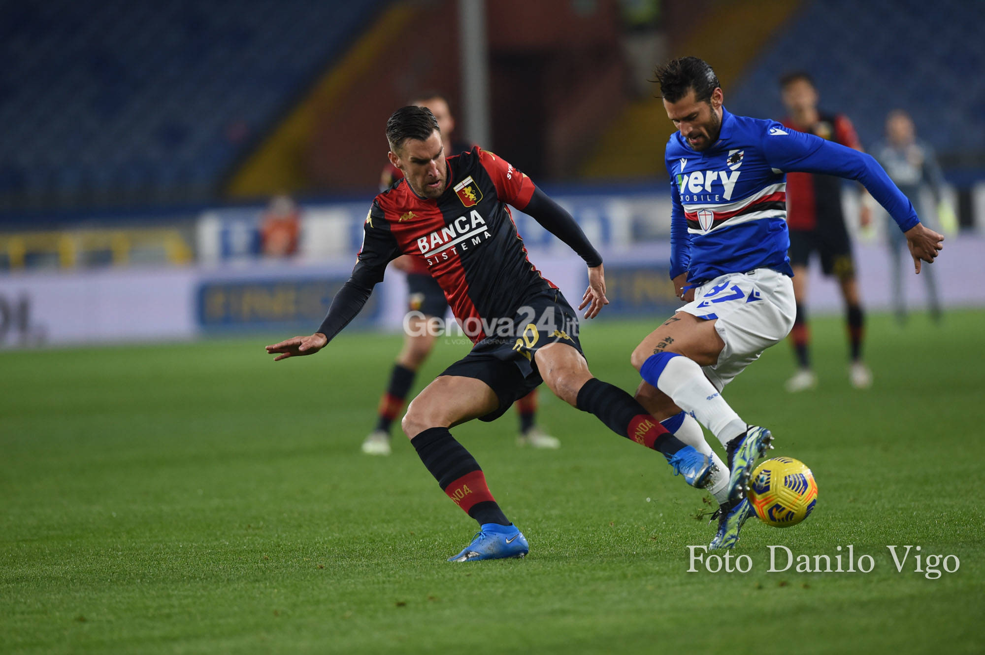 Genoa Vs Sampdoria
