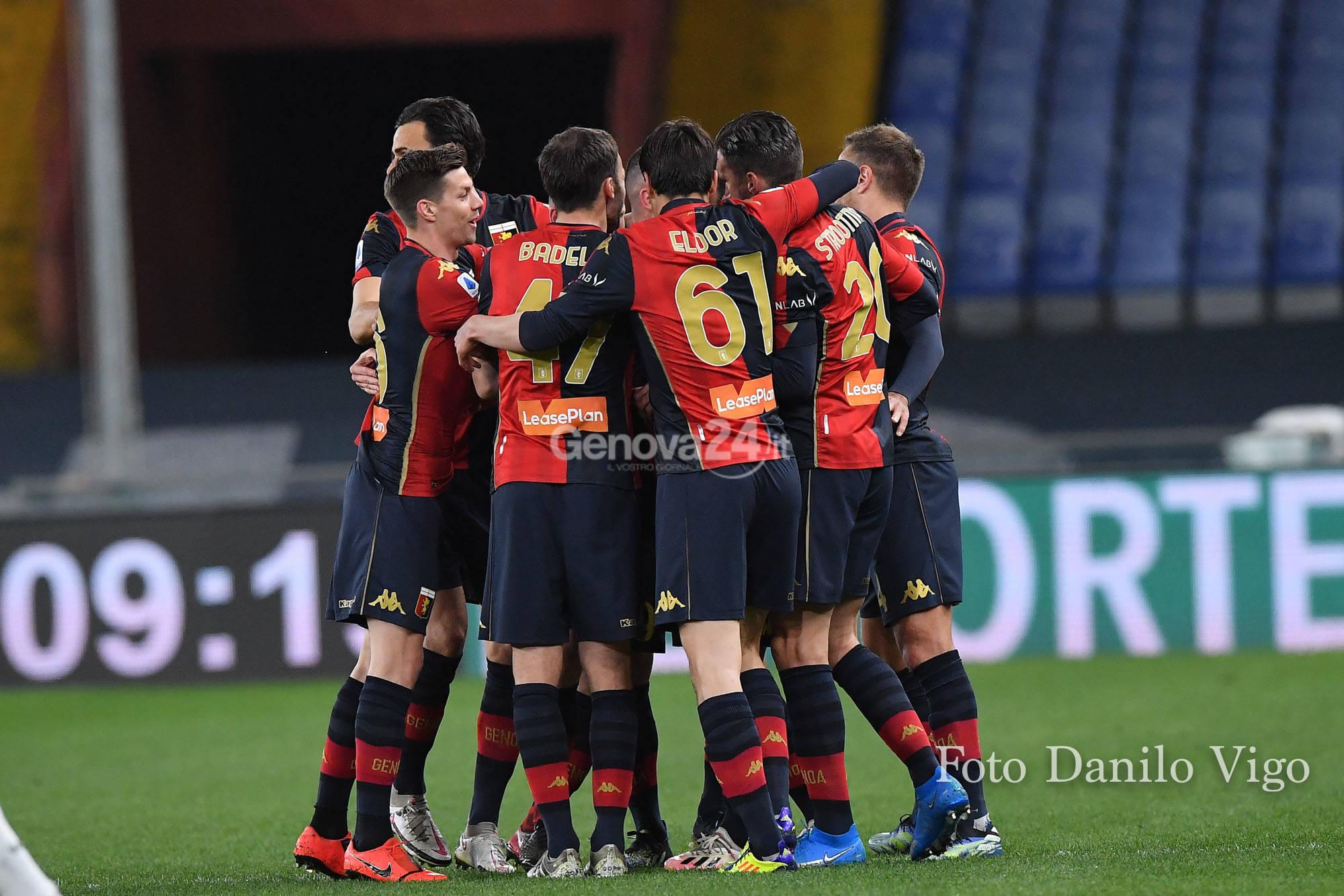 Genoavs Udinese