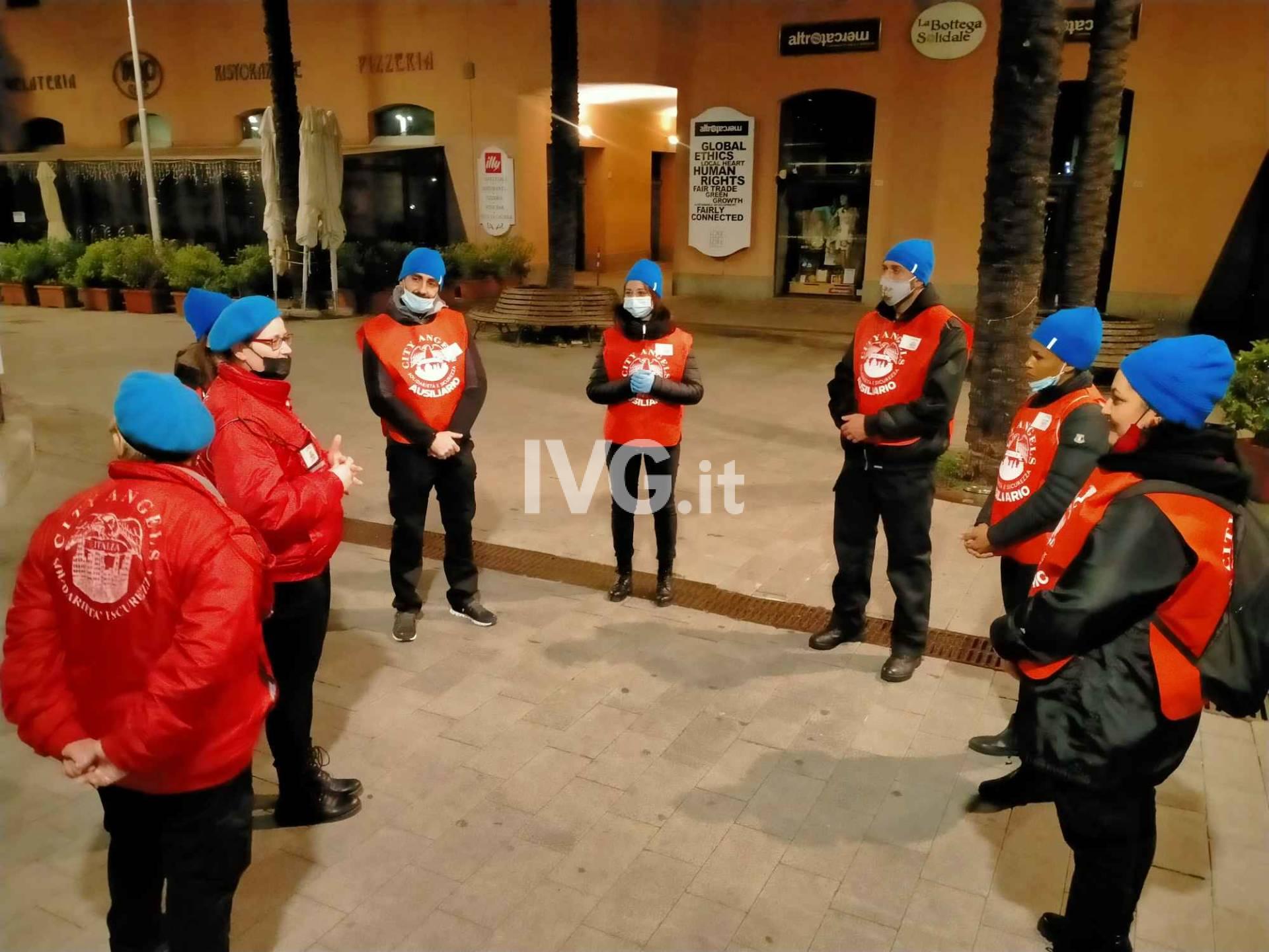 I City Angels sbarcano a Genova