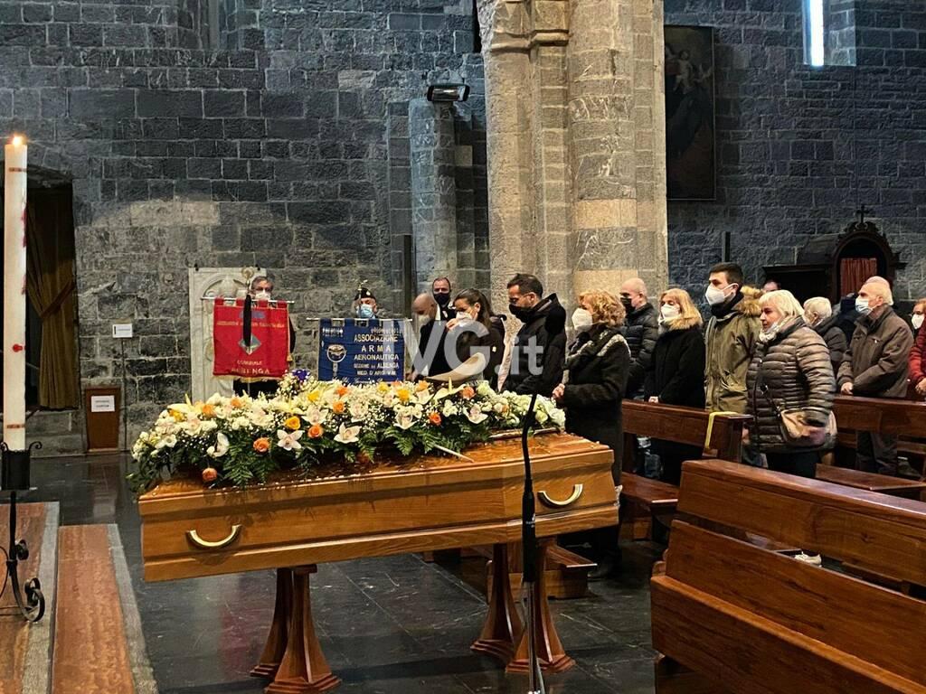 Il funerale di Riccardo Bilotti