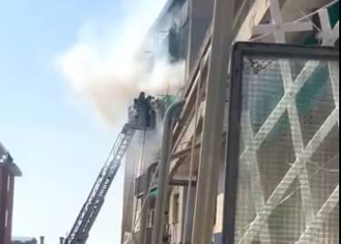 incendio quezzi