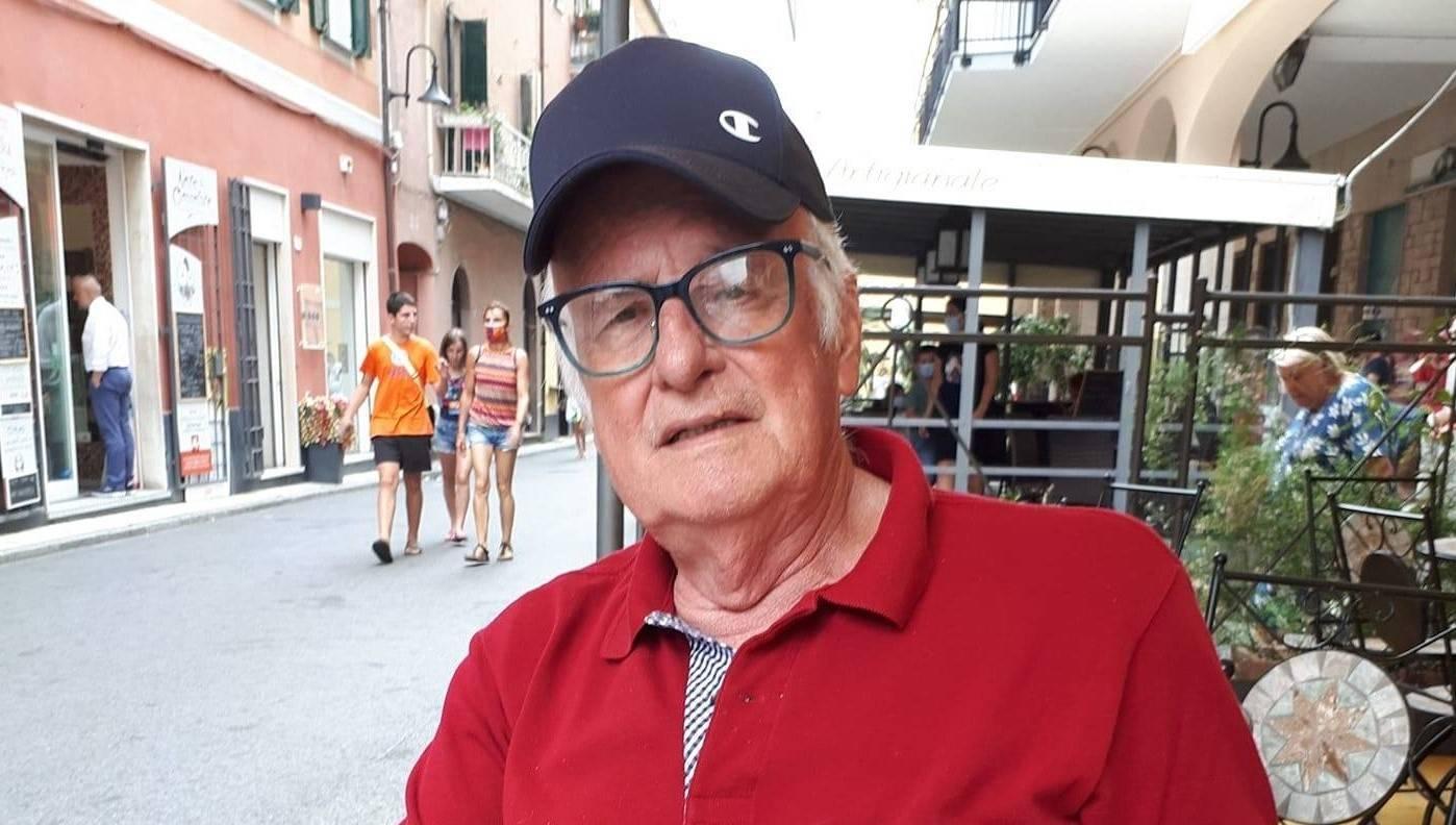 Loano scomparsa Antonio Cerruti