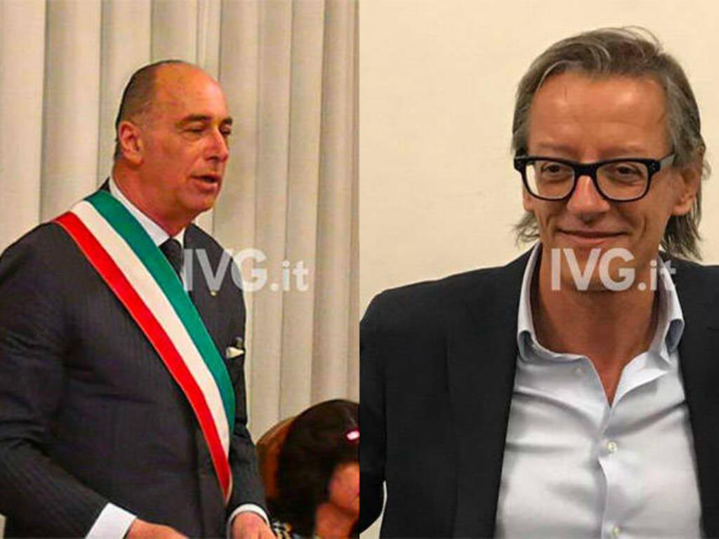 Marco Melgrati Riccardo Tomatis