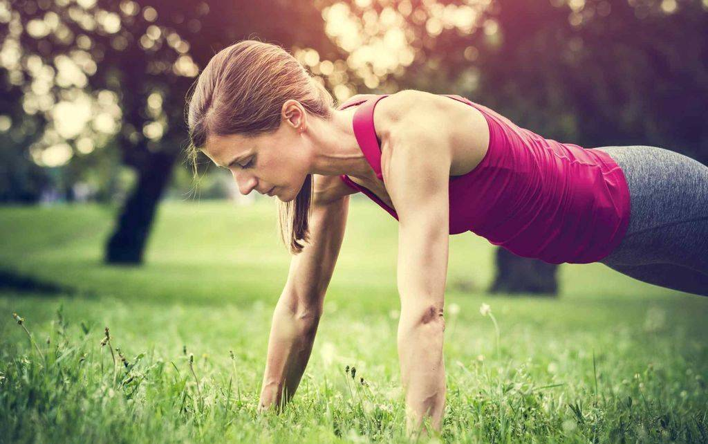 Nature fitness generica