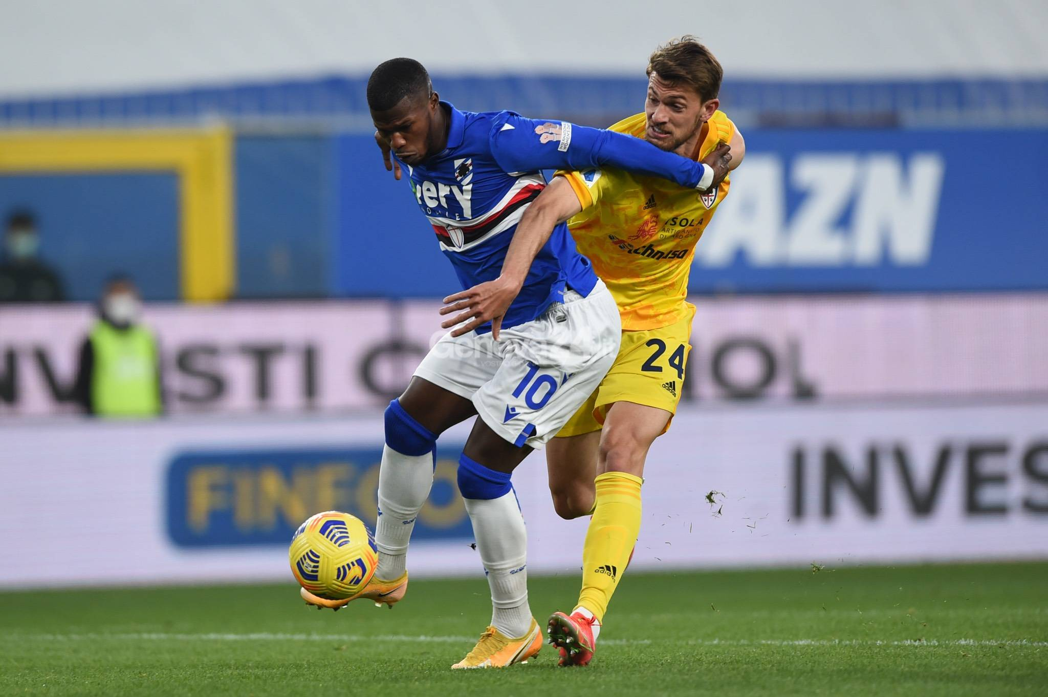 Sampdoria Vs Cagliari