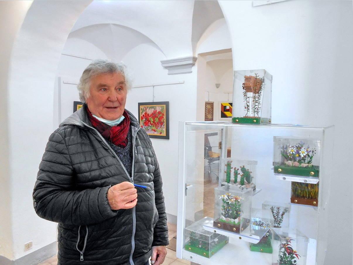 Varazze mostra collettiva Gallery Malocello marzo 2021