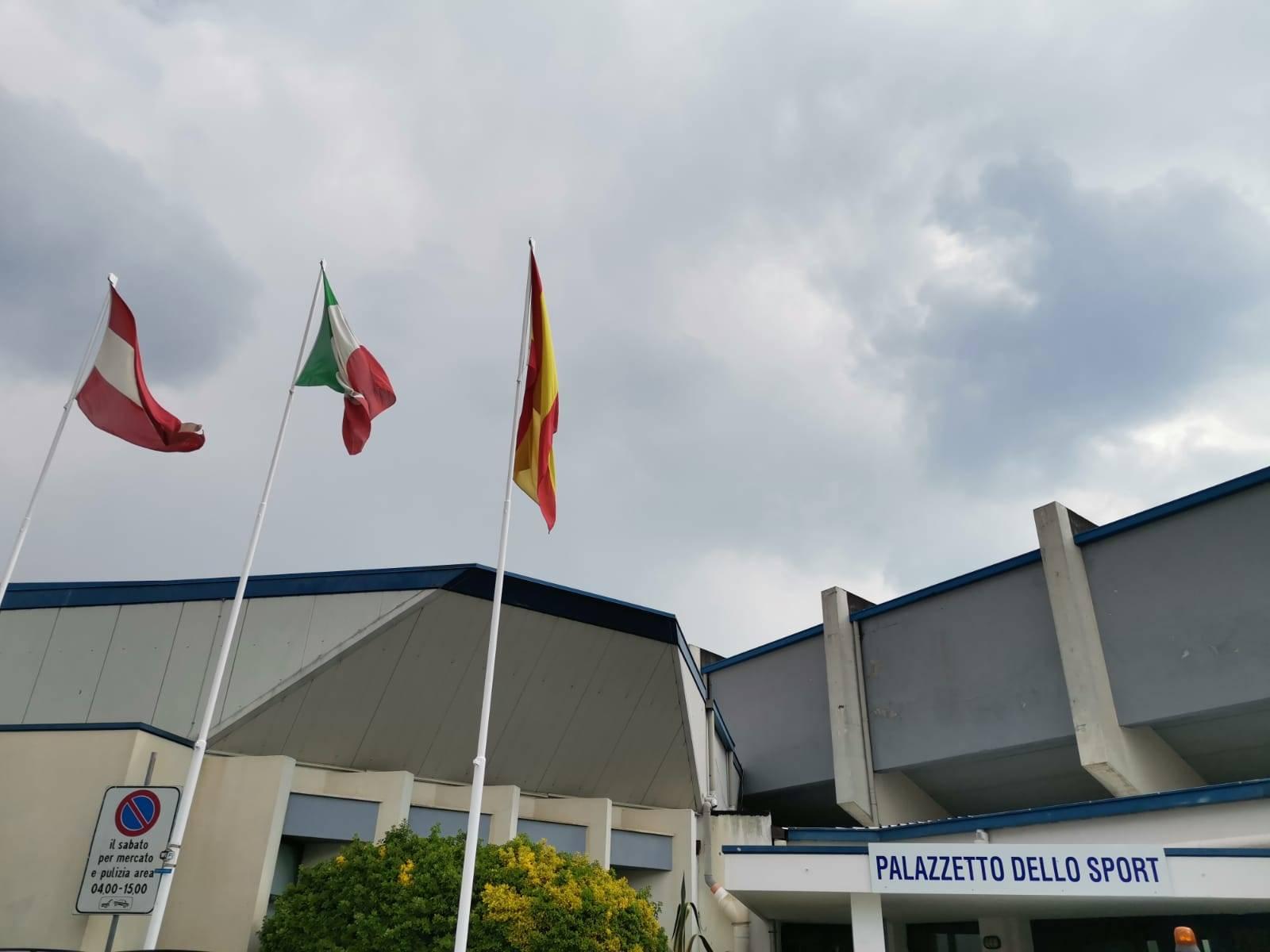 Varazze Palazzetto Sport vaccini over 80