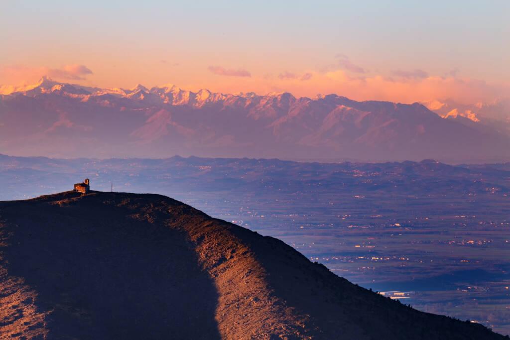 100 gite sui monti di Genova