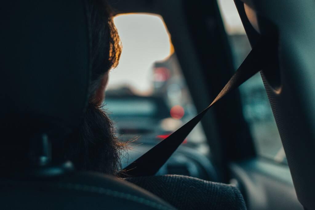 automobilista passeggero generica sedile cintura