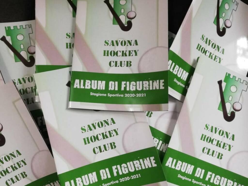 È USCITO L\'ALBUM DELLE FIGURINE DEL SAVONA HOCKEY CLUB