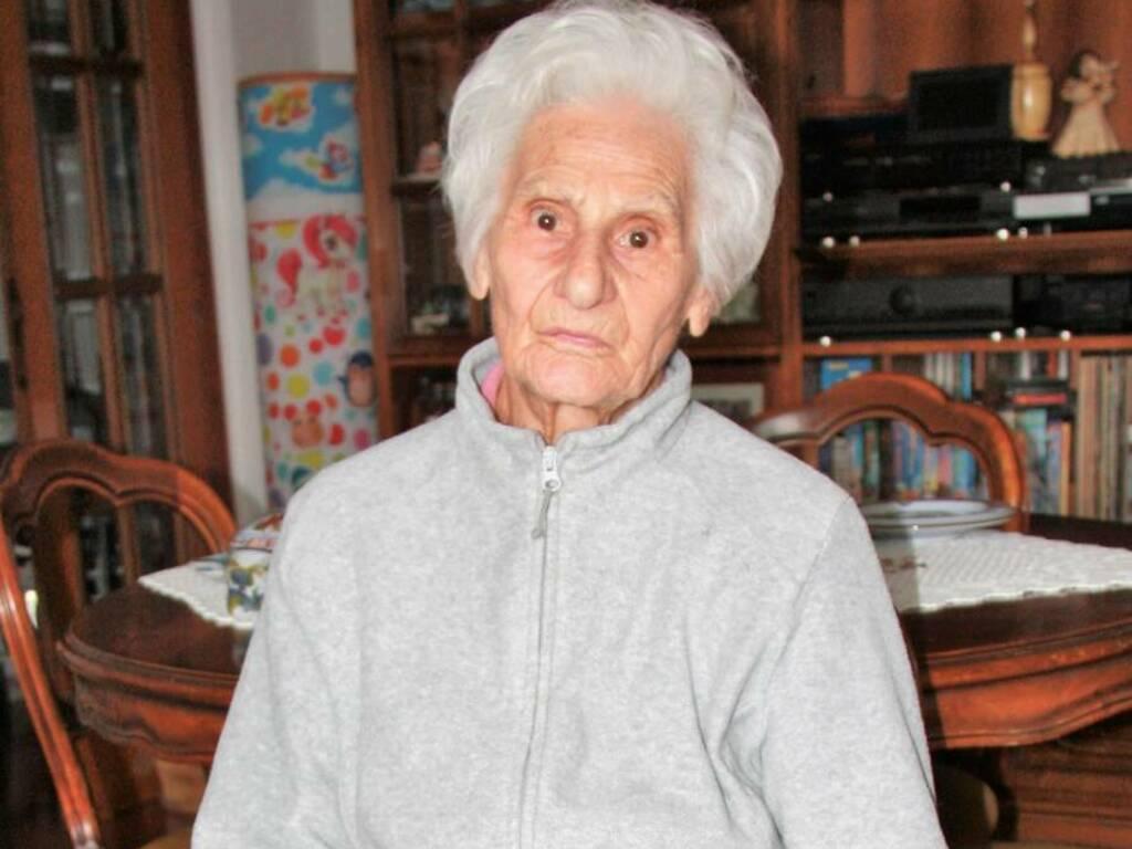 Nonna Anna compie 101 anni
