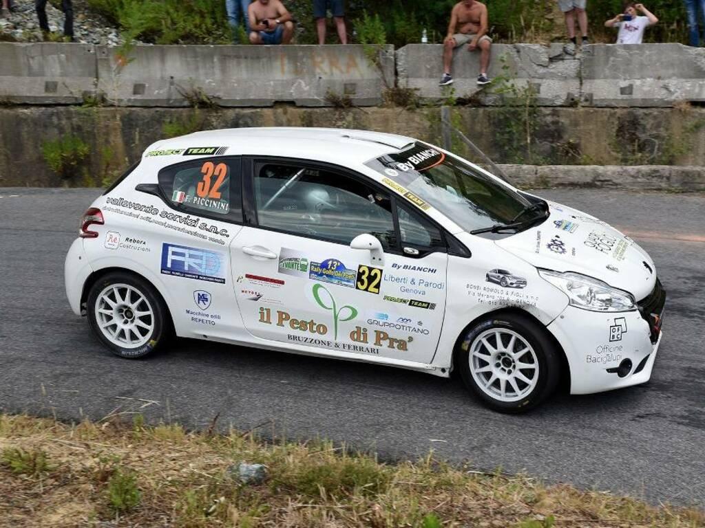 Davide Craviotto apre la stagione al Rally delle Palme