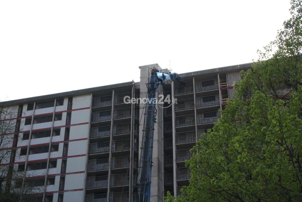 demolizione diga 19 aprile
