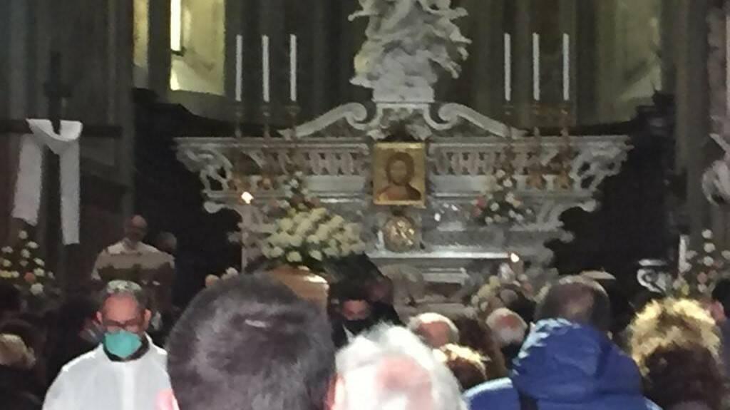 Funerale Laura Fornari