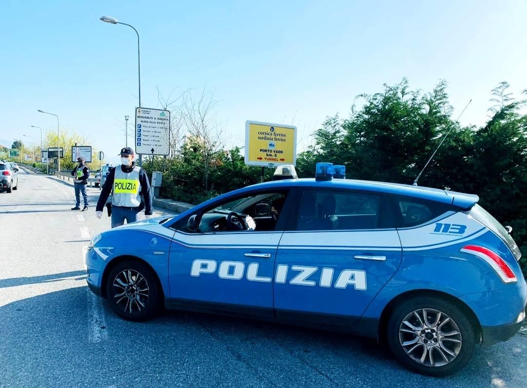 Controlli Polizia Stato