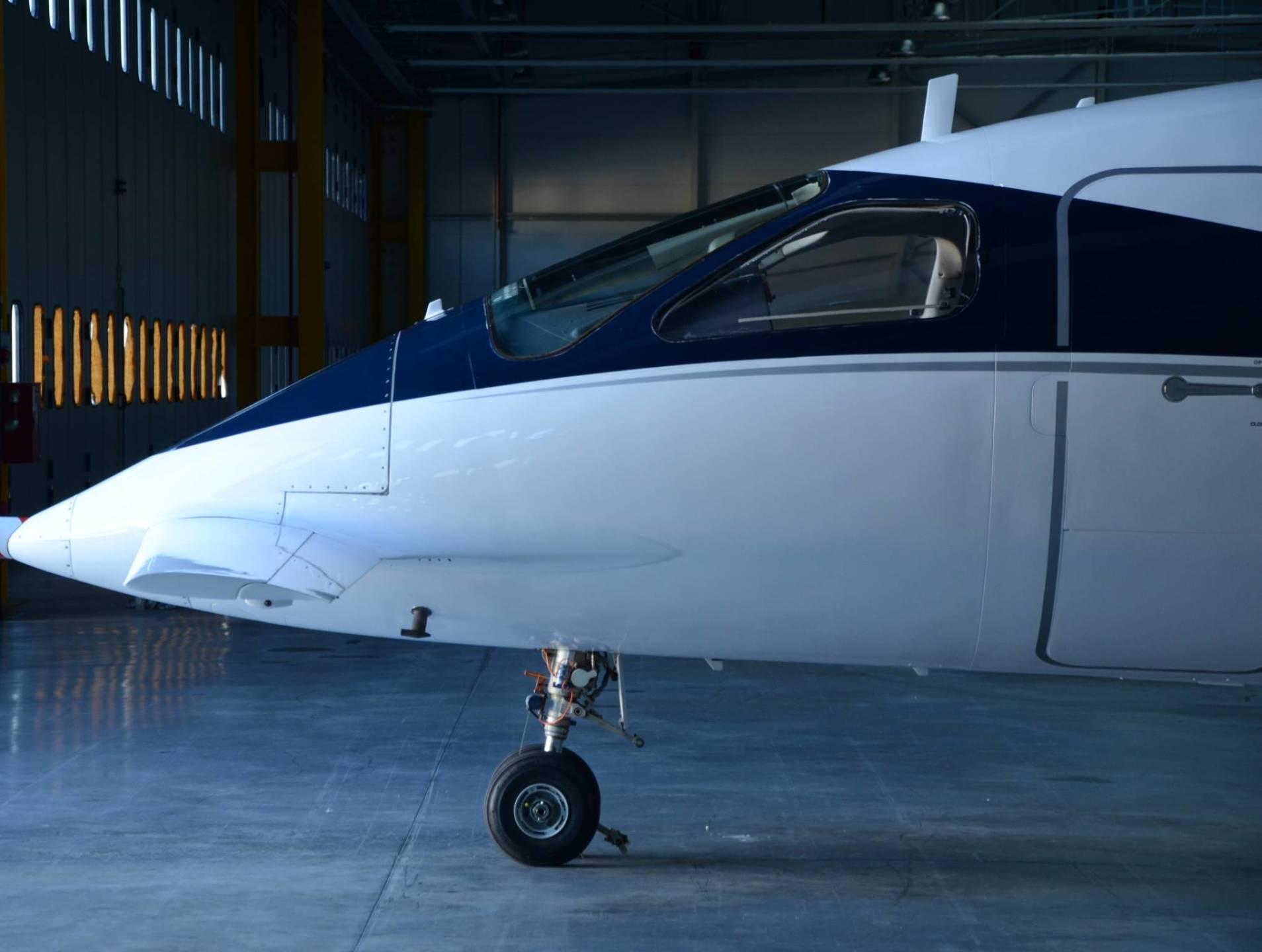 Piaggio Aerospace P.180 Avanti EVO