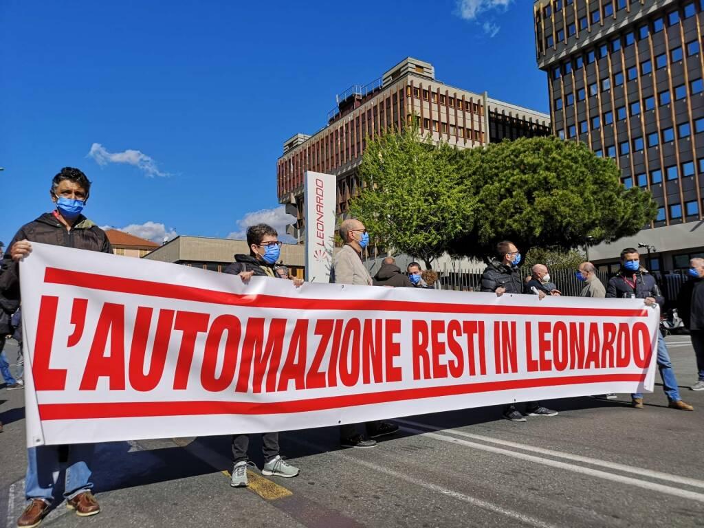 Lavoratori Leonardo